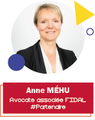 Anne Méhu - Fidal partenaire up grade