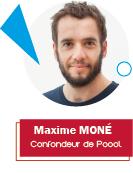 maxime mone - poool