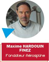 portrait Maxime Hardouin - Aérospline